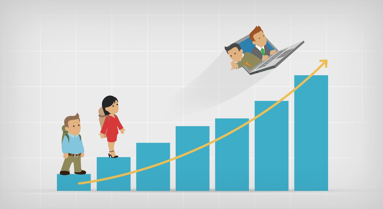 Digitalización agilizará casi 50% de las tareas del sector financiero
