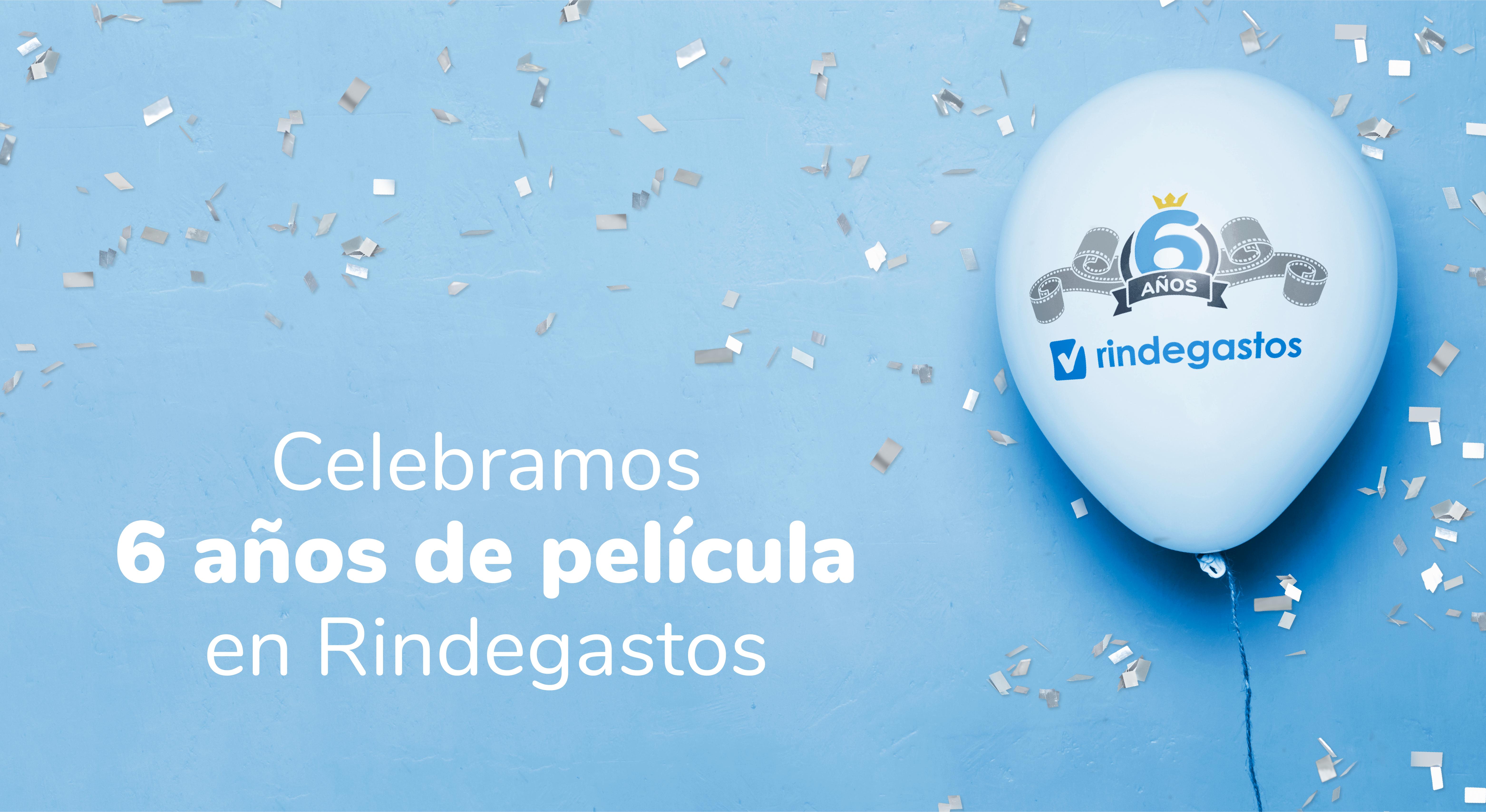 De Paymox a Rindegastos: 6 años de historia.