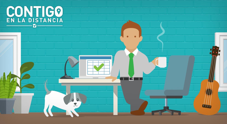 3 pasos prácticos para implementar el teletrabajo en tu empresa