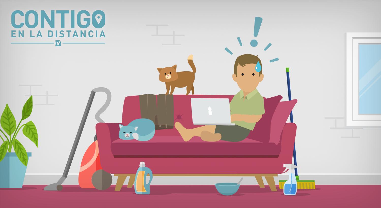 Salud y autocuidado: recomendaciones en días de teletrabajo