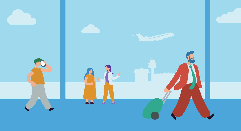 Vuelve sencillos los viajes de negocios