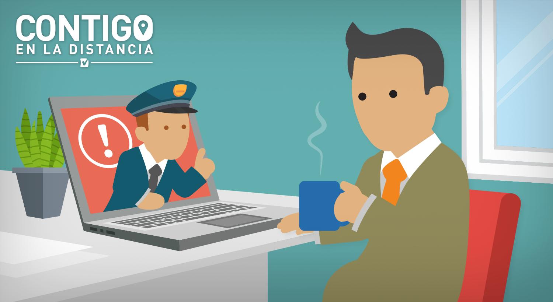 Teletrabajo: ¿debe mi empresa preocuparse de ciberamenazas?